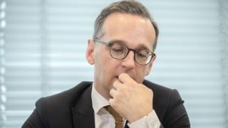 """Heiko Maas - ´Nein heißt Nein"""""""