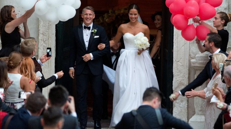 Schweinsteiger-Hochzeit in Venedig