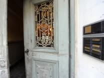 Leerstehendes Wohnhaus in der Pilotystraße 8 in München, 2013
