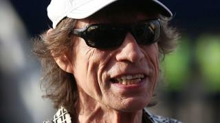 FILE: Singer Mick Jagger And Girlfriend Melanie Hamrick Expecting Child