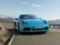 Der neue Porsche 718 Cayman.