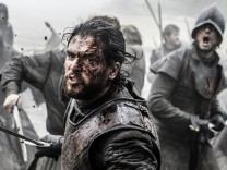 "Kit Harington in einer Szene von ""Game of Thrones""."
