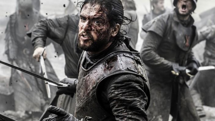 """Kit Harington in einer Szene von """"Game of Thrones""""."""