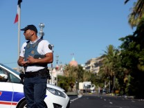 Terror attack in France