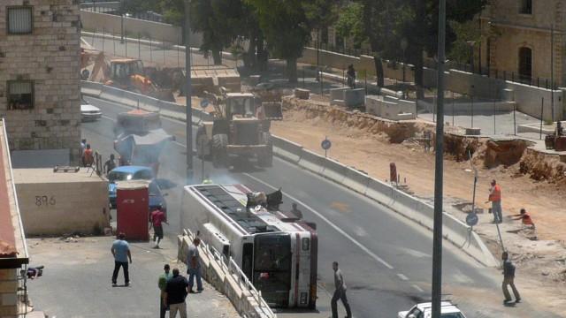 MIDEAST-ISRAEL-CONFLICT-JERUSALEM
