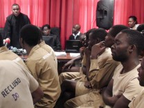 Trial of Angolan activists