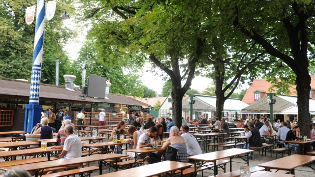 Hirschgarten Hirschgarten