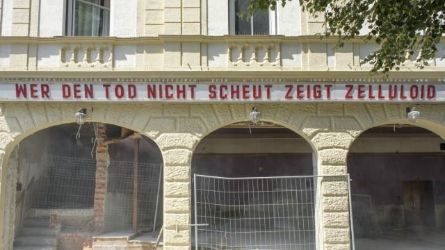 Kultur München Baustelle