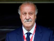 File photo of Spain head coach Vicente del Bosque