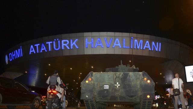 Militärputsch in der Türkei Putschversuch in der Türkei