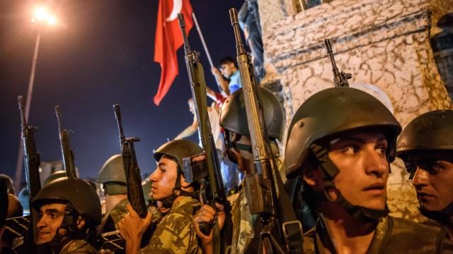 Militärputsch in der Türkei Türkische Chronik (XIX)