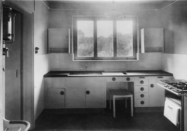 Einbauküche, 1931