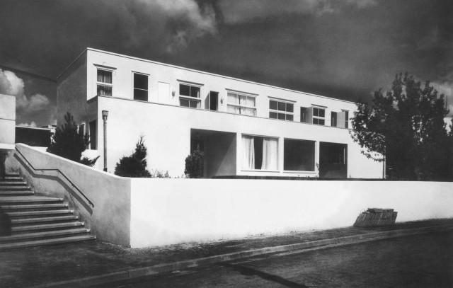 Weißenhofsiedlung in Stuttgart, 1927