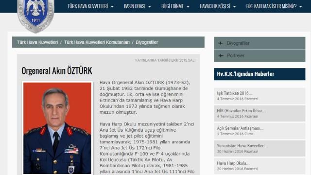 Militärputsch in der Türkei Türkei