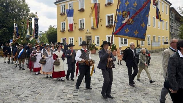 Städtepartnerschaft Bad Tölz - Vichy
