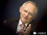 Schäuble, Finanzminister, dpa