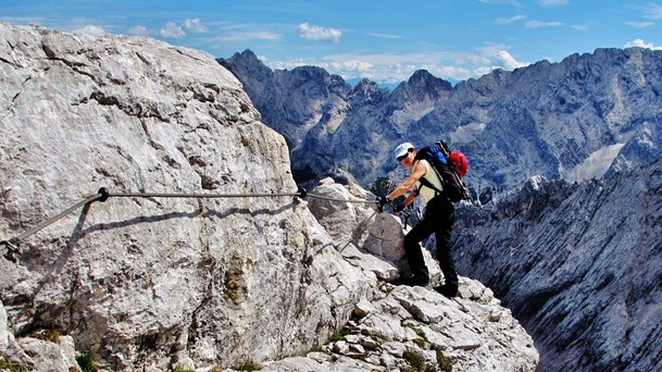 Klettersteig Quebec : Diese klettersteige in bayern machen lust auf mehr