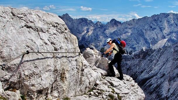 Klettersteig Bayern : Diese klettersteige in bayern machen lust auf mehr