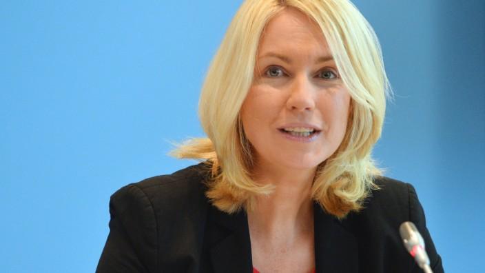 Bundesfamilienministerin Schwesig zur Familienarbeitszeit
