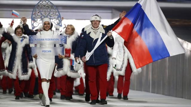 Süddeutsche Zeitung Sport Wada-Kommission bestätigt Staatsdoping in Russland