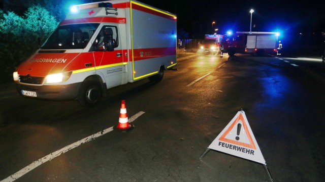 Schwerverletzte bei Attacke in Zug bei Würzburg