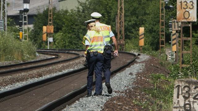 Angriff in Regionalzug bei Würzburg Attacke mit Axt und Messer