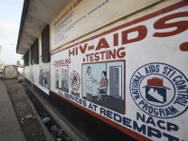 International AIDS Conference in South Africa