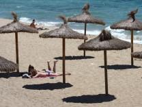 Mallorca, Der Strand von Es Portixol
