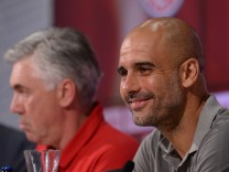 Testspiel FC Bayern München - Manchester City