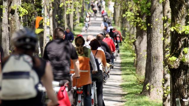 Fahrrad Radfahrer-Ärgernisse