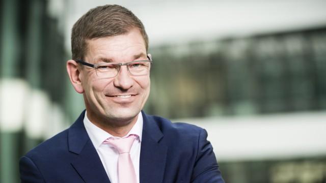 BMW-Einkaufsvorstand Markus Duesmann