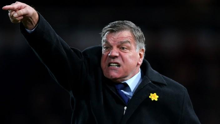 (FILE) Sam Allardyce Rumoured To Be Next England Manager