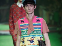 Gucci - Runway - Milan Men's Fashion Week SS17