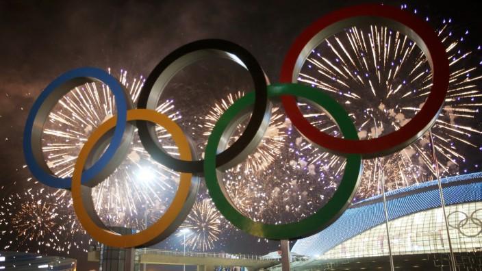 Hintergrundrauschen Olympia
