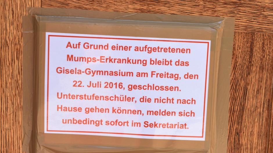 Süddeutsche Zeitung München Problematisches Virus