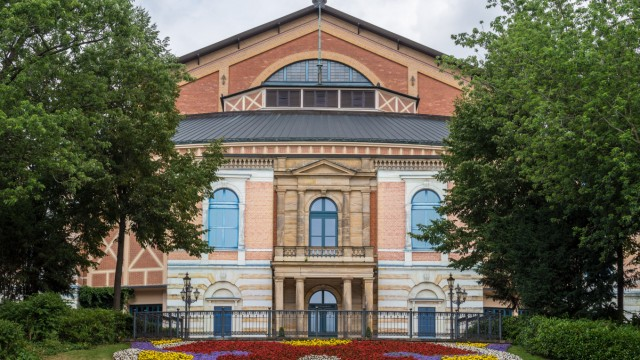 Bayreuther Festspiele 2015 - Festspielhaus