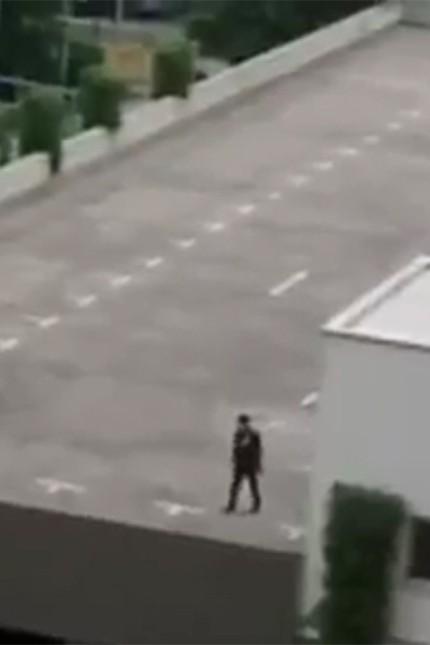 Amoklauf in München Mutmaßlicher Täter von München