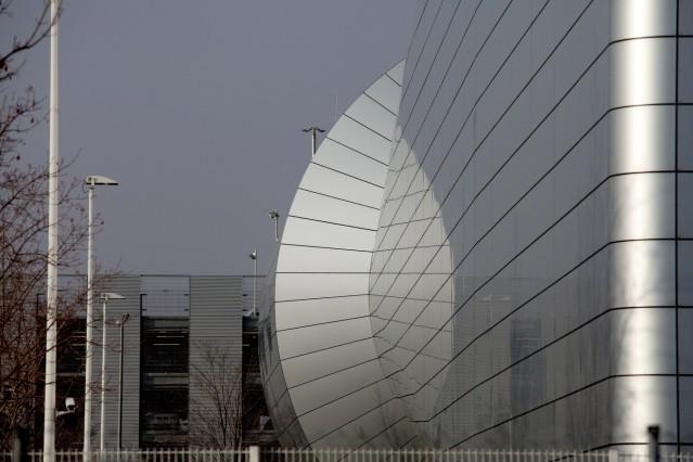 Windkanal des FIZ, Forschungs- und Innovationszentrum von BMW
