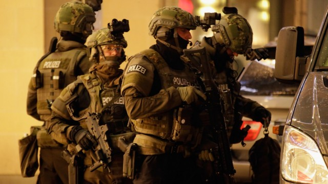 Multiple Deaths In Munich Rampage Shooting