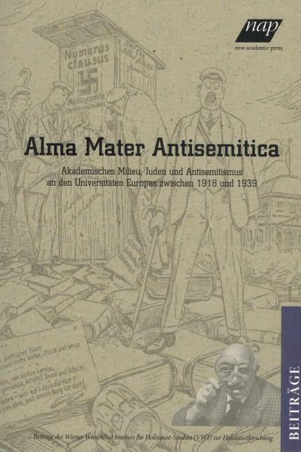 Das politische Buch Antisemitismus zwischen Weltkriegen