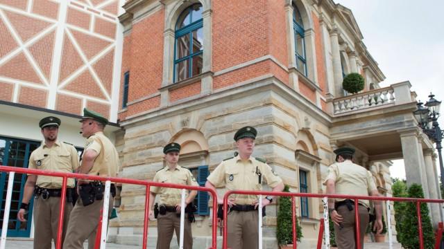 Bayreuther Festspiele 2016 - Eröffnung
