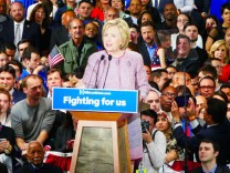 SZ-Magazin Hillary Clinton