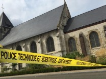 Priest killed in church attack near Rouen