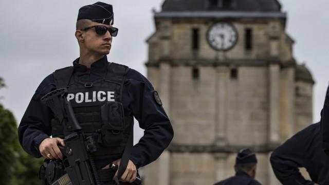 Priest killed in church attack near Rouen
