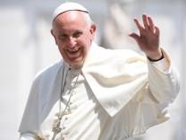 Vor dem Weltjugendtag - Papst Franziskus