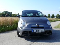 Abarth 695 Biposto im Test