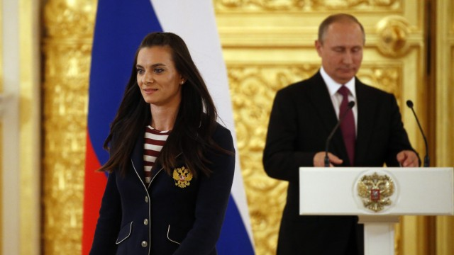 Farewell ceremony of the Russian Olympic team