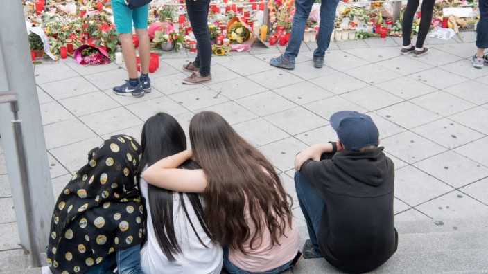 Nach Schießerei in München