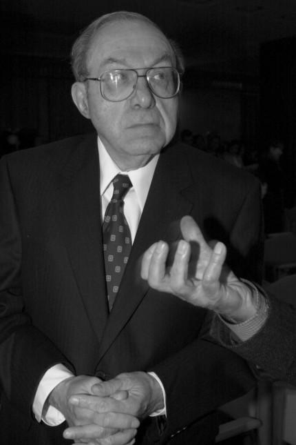 Das politische Buch Raul Hilberg