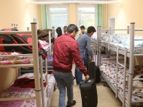 Viele Flüchtlinge ziehen in andere Bundesländer